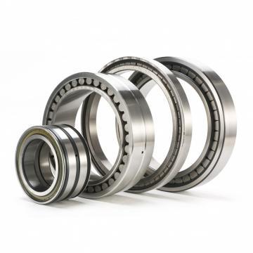 4,762 mm x 9,525 mm x 10,719 mm  SKF D/W R166 R-2Z deep groove ball bearings